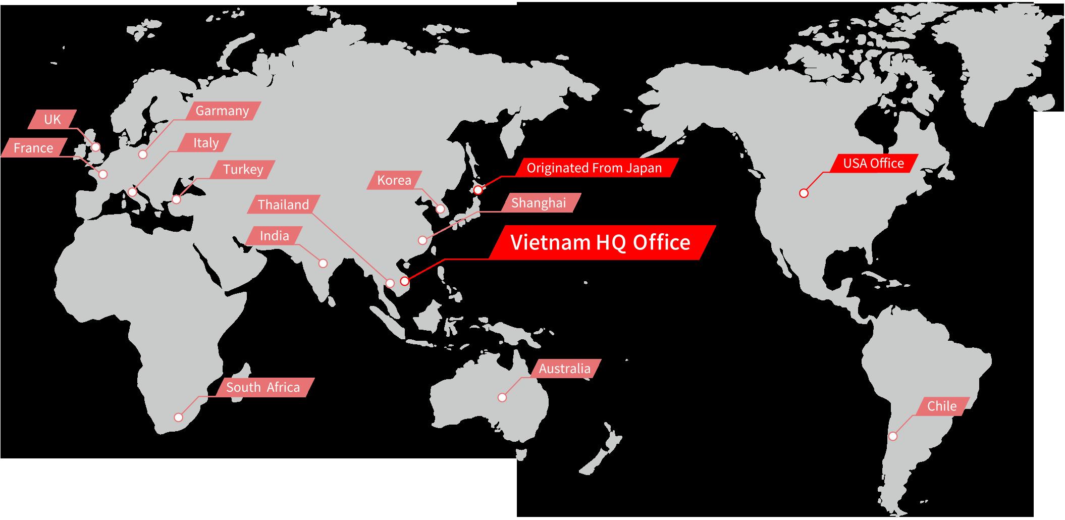 企業情報 MAP